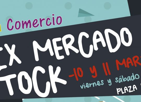 Cartel Mercado de Stock - copia