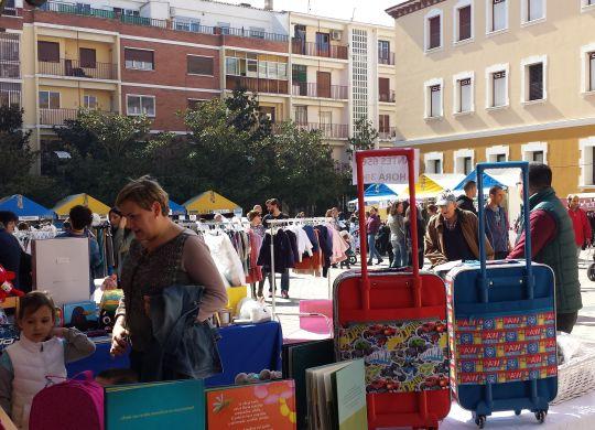 XIX Mercado de Stock