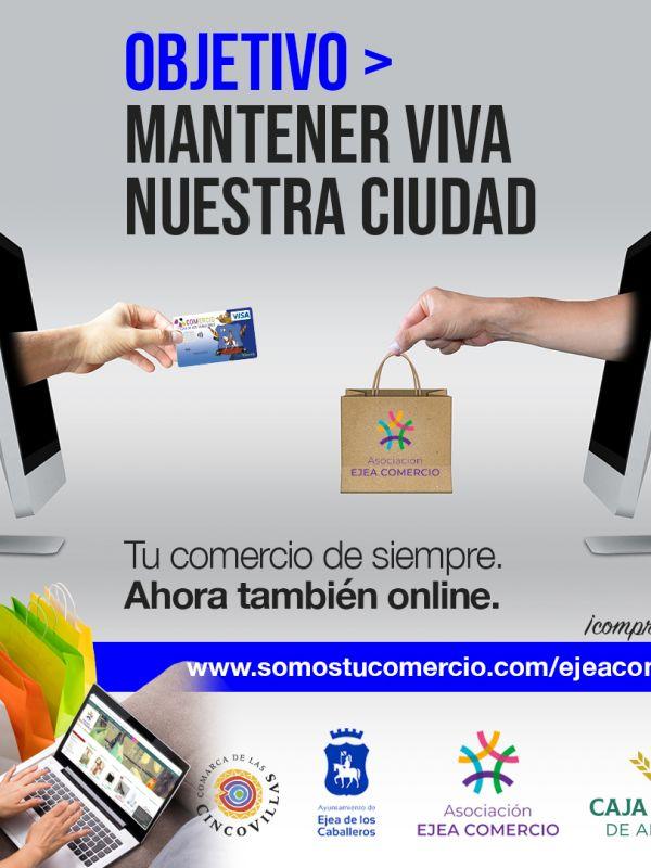 Compra y venta online Ejea Comercio